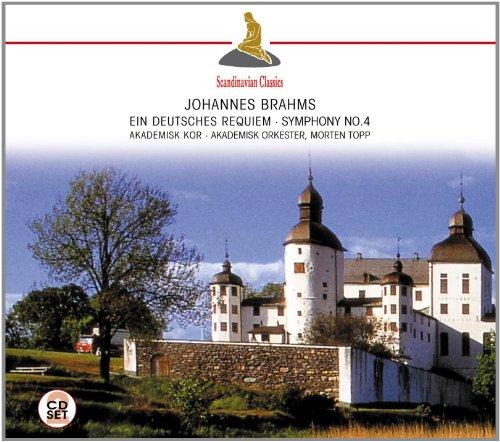Gitta-Maria Sjöberg - Ein deutsches Requiem (op. 45) / Symphony No. 4 in E minor (op. 98)