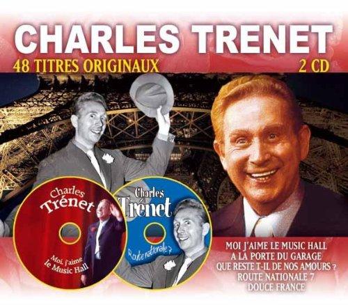 Charles Trenet - 48 Titres Originaux