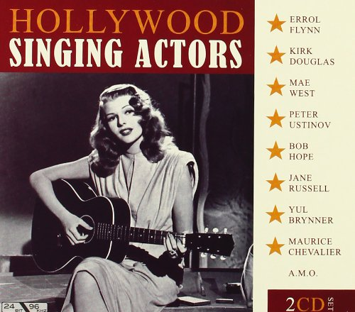 Various - Hollywood Singing Actors