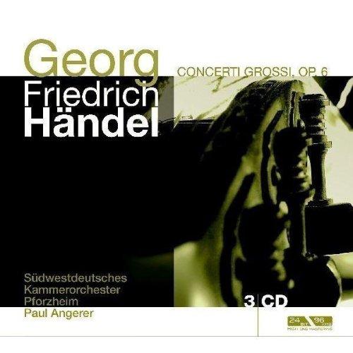 Swd Ko Pforzheim - Händel - 12 Concerti Grossi ...