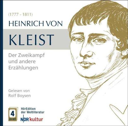 Rolf Boysen - Der Zweikampf U.a.Erzählungen