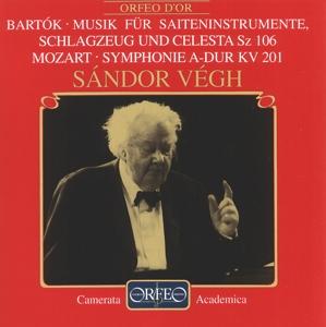 Vegh - Bartok Musik für Saiteninstrumente V