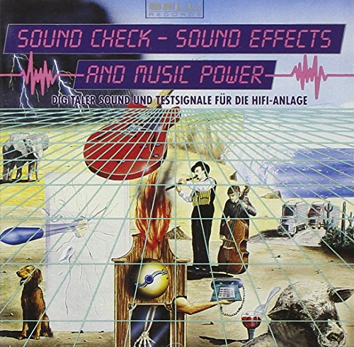 Various - Sound Check-Sound Effects And Music P...