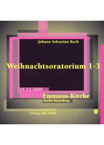Olberg-Chor - Weihnachts-Oratorium 1-3