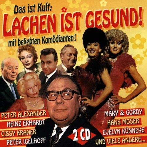 Various - Lachen Ist Gesund