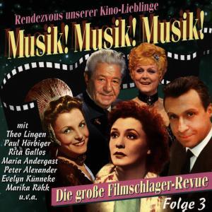 Various - Musik! Musik! Musik! Folge 3