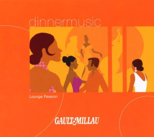 Various - Dinner Music-Lounge Passion