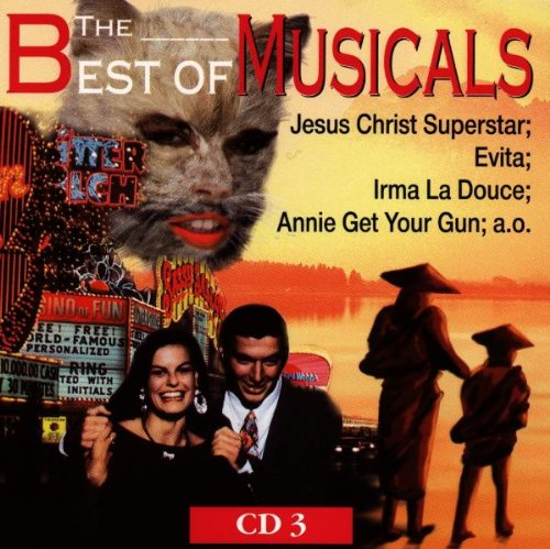 Musical - The Best Of Musicals Vol. 3