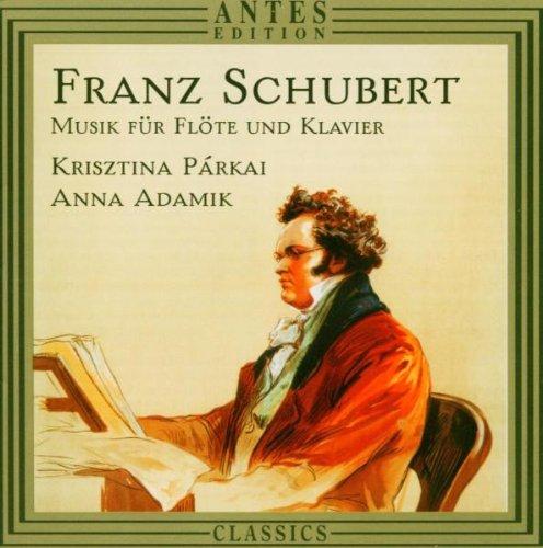 Krisztina Parkai-Anna Adamik - Musik für Flöte ...