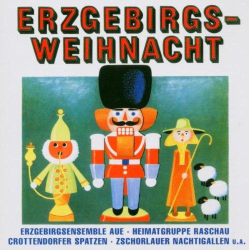Various - Erzgebirgs-Weihnacht