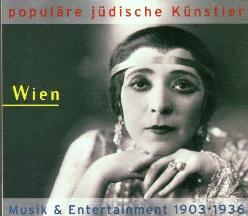 Various - Populäre jüdische Künstler - Wien: Mu...