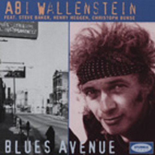 Abi Wallenstein - Blues Avenue