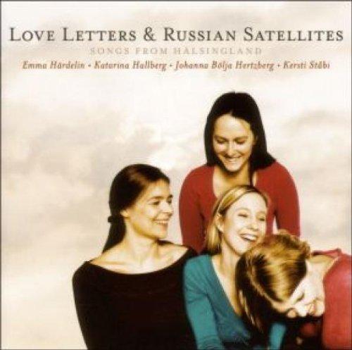 Härdelin - Love Letters & Russian Satellites