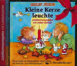Kleine Kerze leuchte. CD: Neue Lieder als Wegbegleiter durch die Advents- und Weihnachtszeit