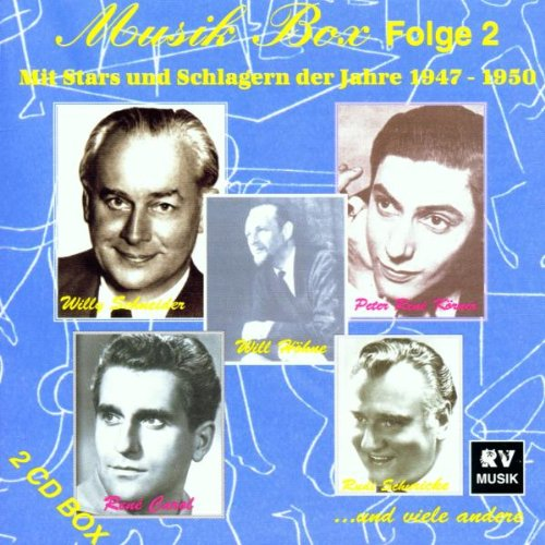 Various - Musik Box Folge 2