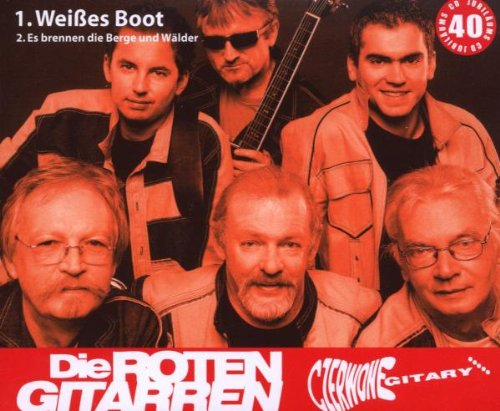 Rote Gitarren - Weisses Boot
