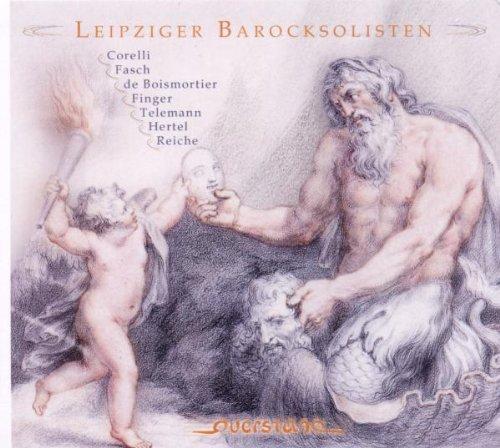 Leipziger Barocksolisten - Leipziger Barocksoli...