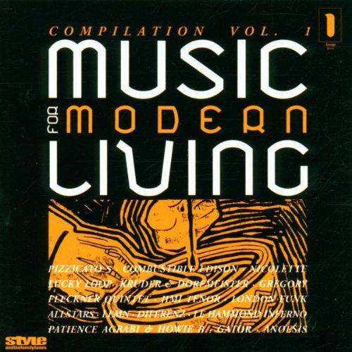 Various - Music for Modern Living 1