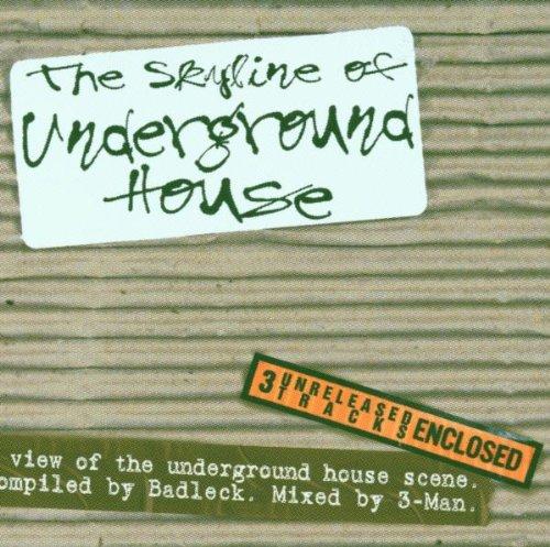 Various - Skyline of Underground House