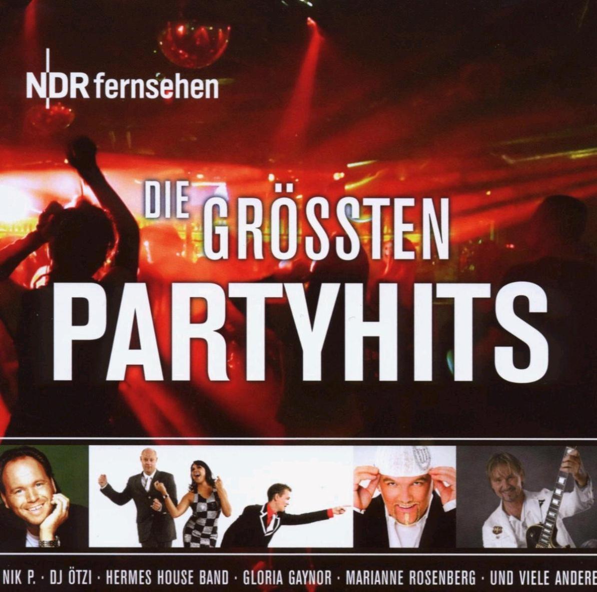 Various - NDR - Die größten Party-Hits