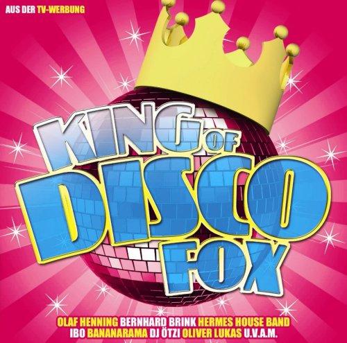 Various - King of Discofox