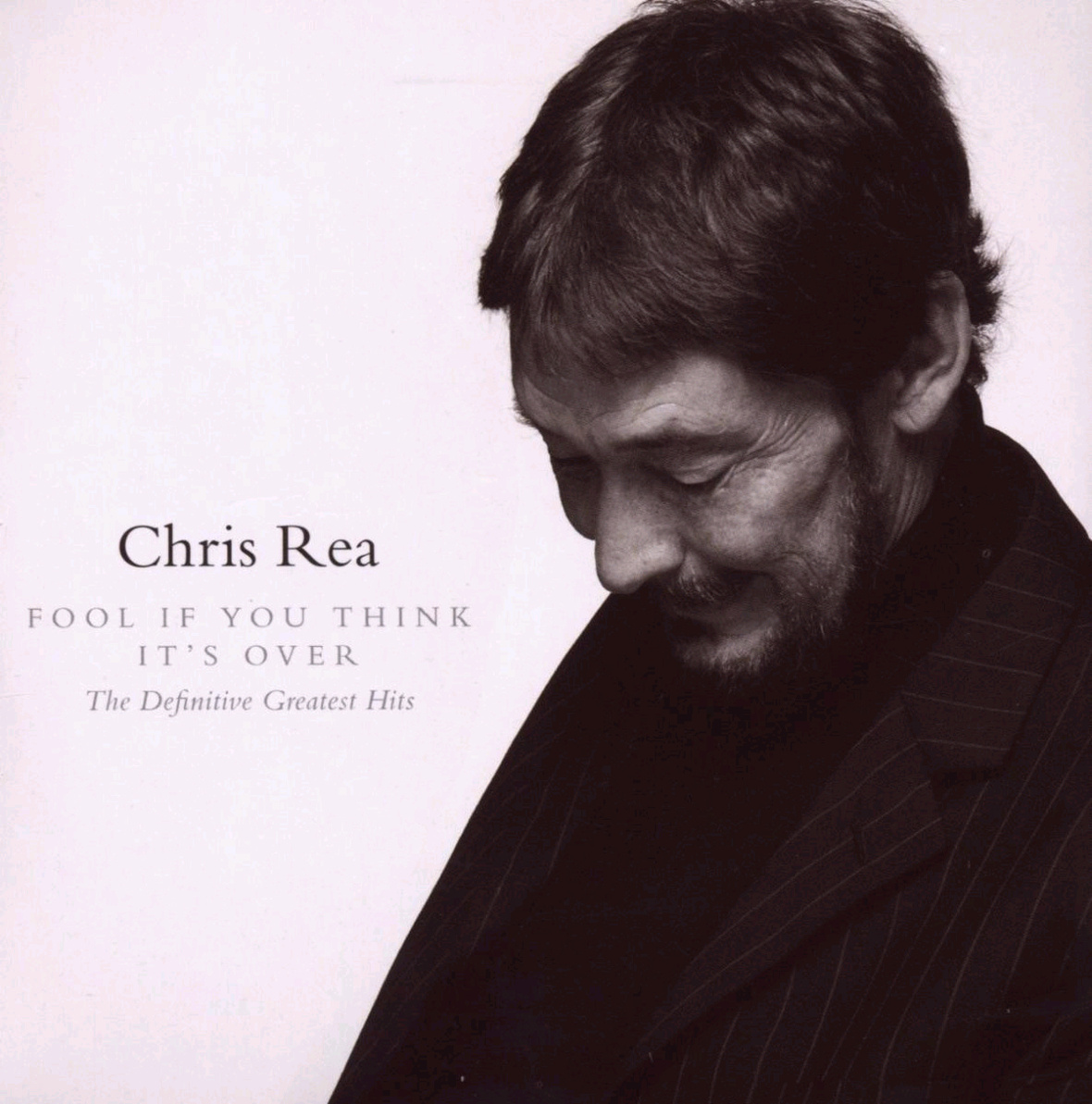Chris Rea - Fool If You Think It´s Over - The Definitive Greatest Hits (Jewel Case)