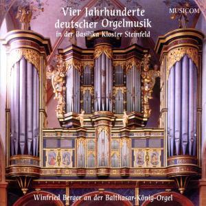 Winfried Berger - Vier Jahrhunderte Deutsche Orgel