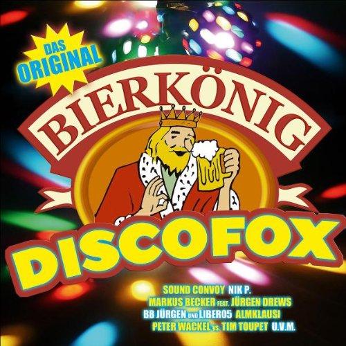 Various - Bierkönig Discofox 2007