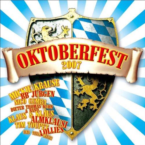 Various - Oktoberfest 2007