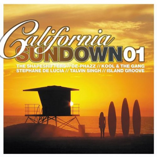 Various - California Sundown-Soulful Music Inspired By the