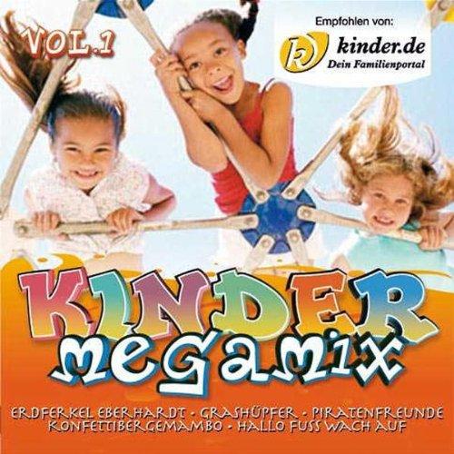 Various - Kinder Megamix Vol.1-70 Ultimate Hits für Kids