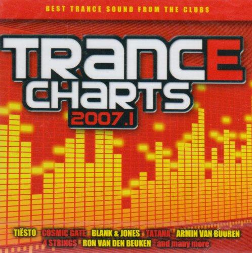 Various - Trance Charts 2007.1