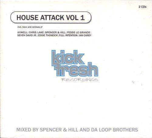Various - Kick Fresh Pres.House Attack Vol.1