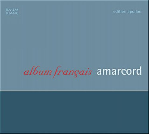 Amarcord - Album Francais