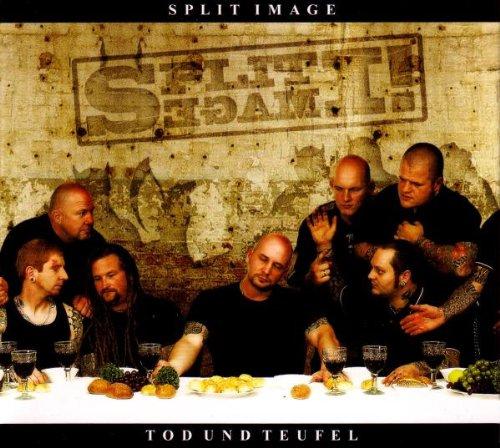 Split Image - Tod und Teufel