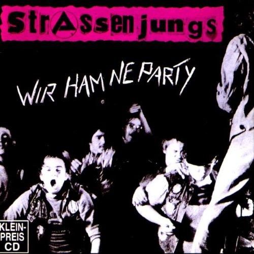 Strassenjungs - Wir Ham Ne Party (1979)