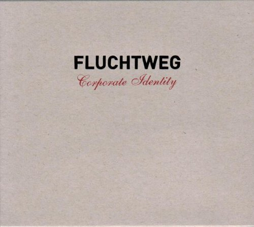 Fluchtweg - Corporate Identity