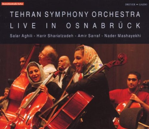 Aghili - Tehran Sympony Orchestra live in Osnab...