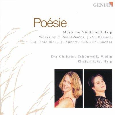 Schönweiß/Ecke - Poésie - Musik für Violine und...