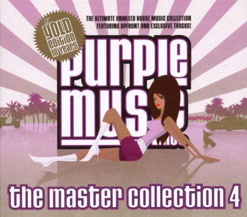 Various - Purple Music - Master Collection 4