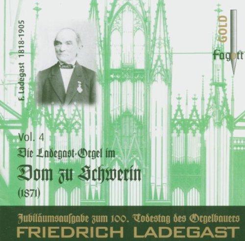 Jan Ernst - Ladegast Orgel im Dom Schwerin