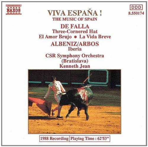 Kenneth Jean - Viva Espana (Musik Aus Spanien)