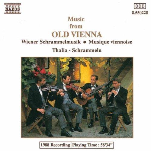 Thalia-Schrammeln Quartett - Musik aus dem Alte...