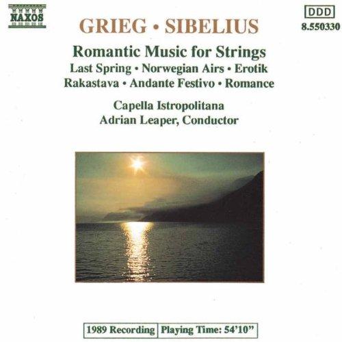 Adrian Leaper - Romantische Musik für Streicher