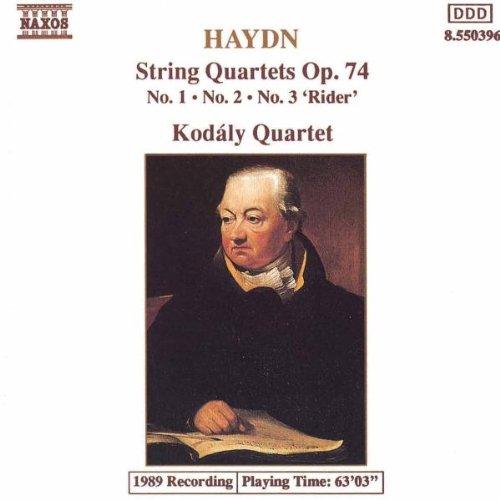 Kodaly-Quartett - Haydn Streichquartette 1-3 Kodaly-Quartett