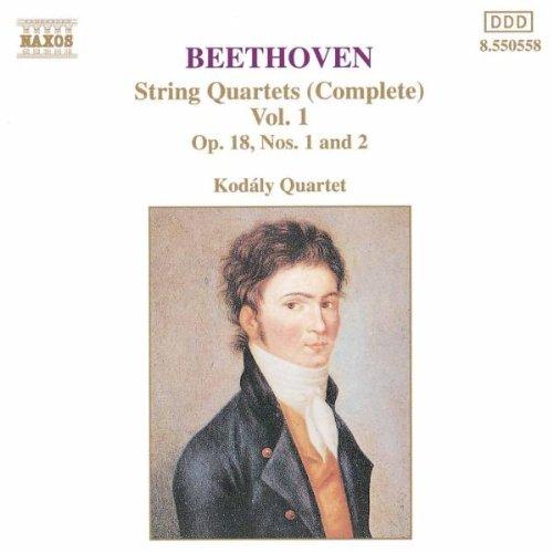 Kodaly-Quartett - Streichquartette Vol. 1