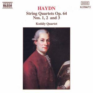 Kodaly-Quartett - Haydn Streichquartette Op. 64 1-3 Koda