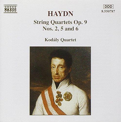 Kodaly-Quartett - Haydn Streichquartette Op. 9 2, 5 und 6 Kod