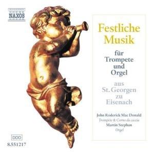 J.R. Macdonald - Festl. Musik F. Trompete+Orgel