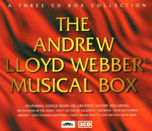 Various - Andrew Lloyd Webber Musical Box
